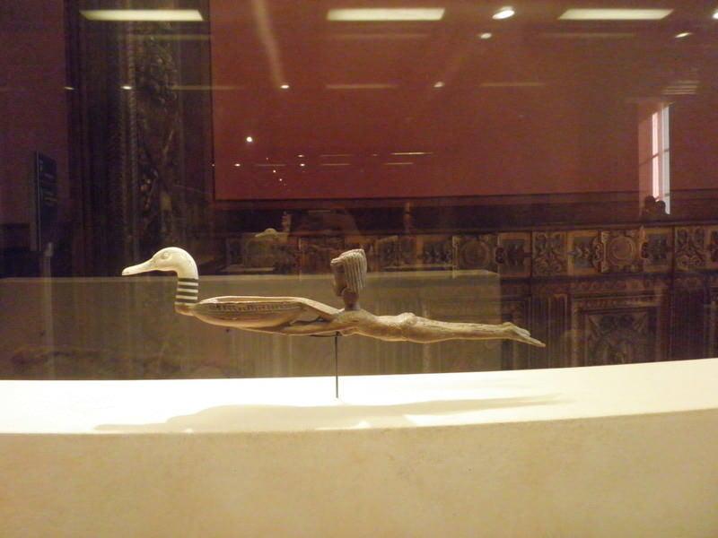 ルーブル美術館の古代エジプト美術