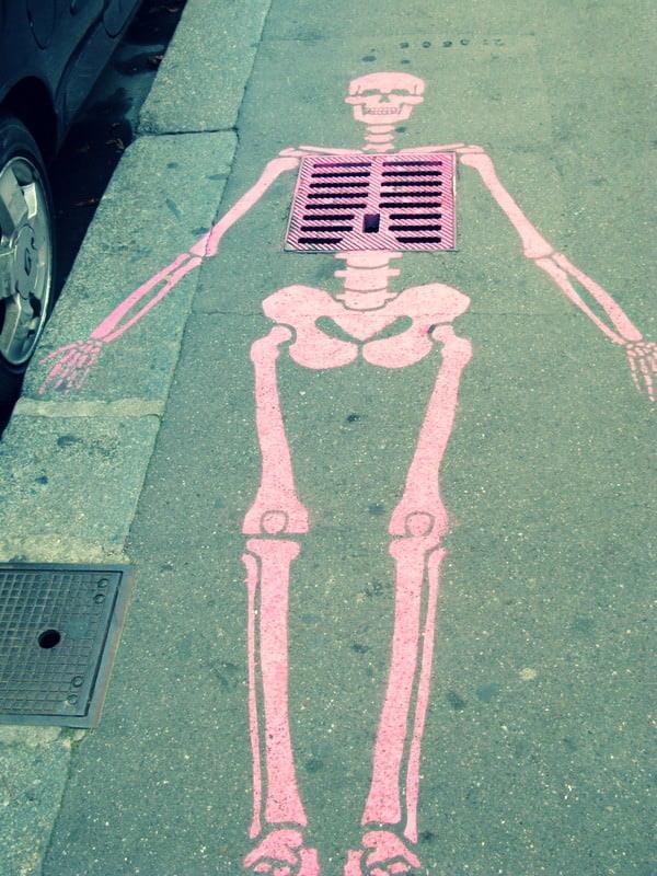 パリのストリートアート