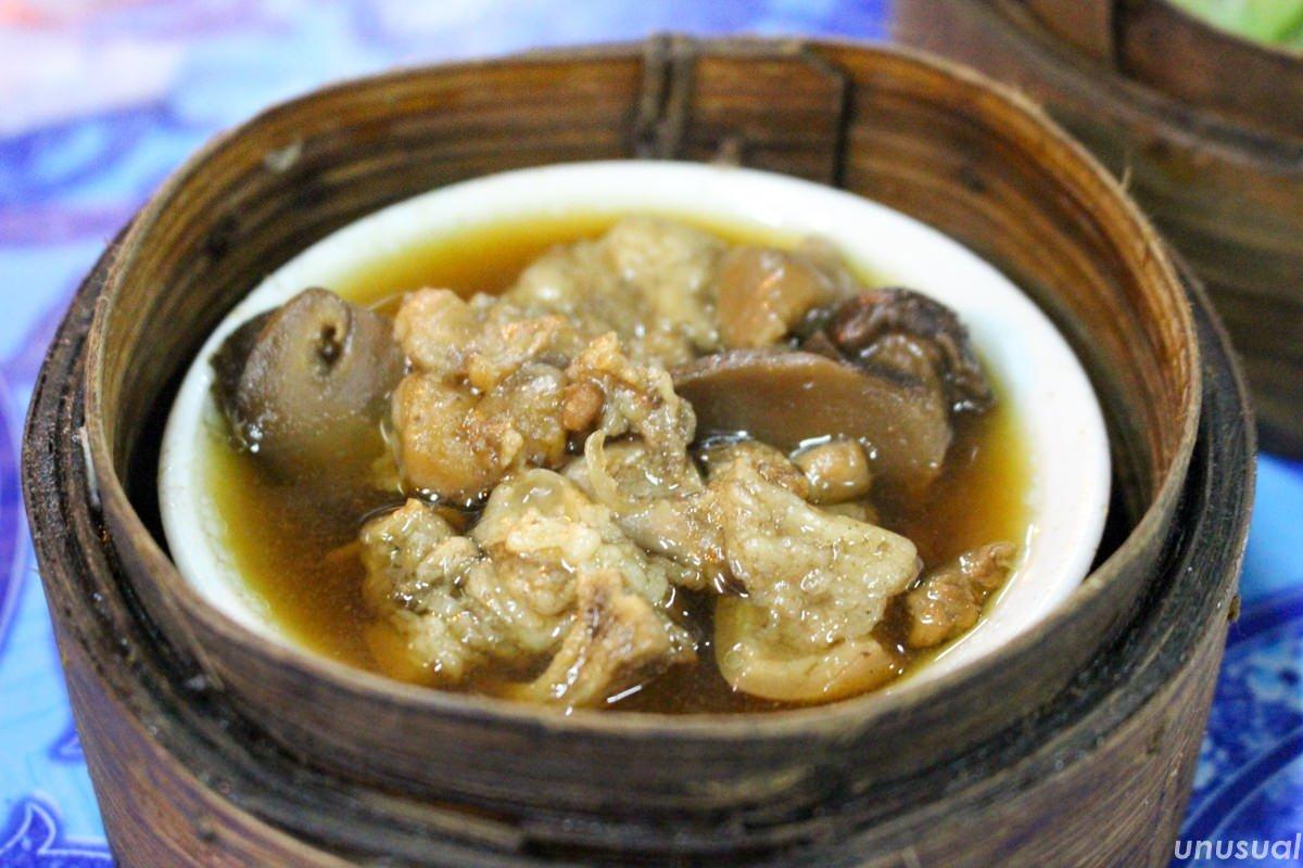 ラオスの中国風料理