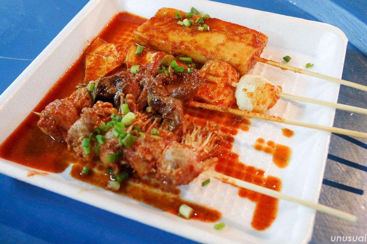 ラオス料理 串焼き