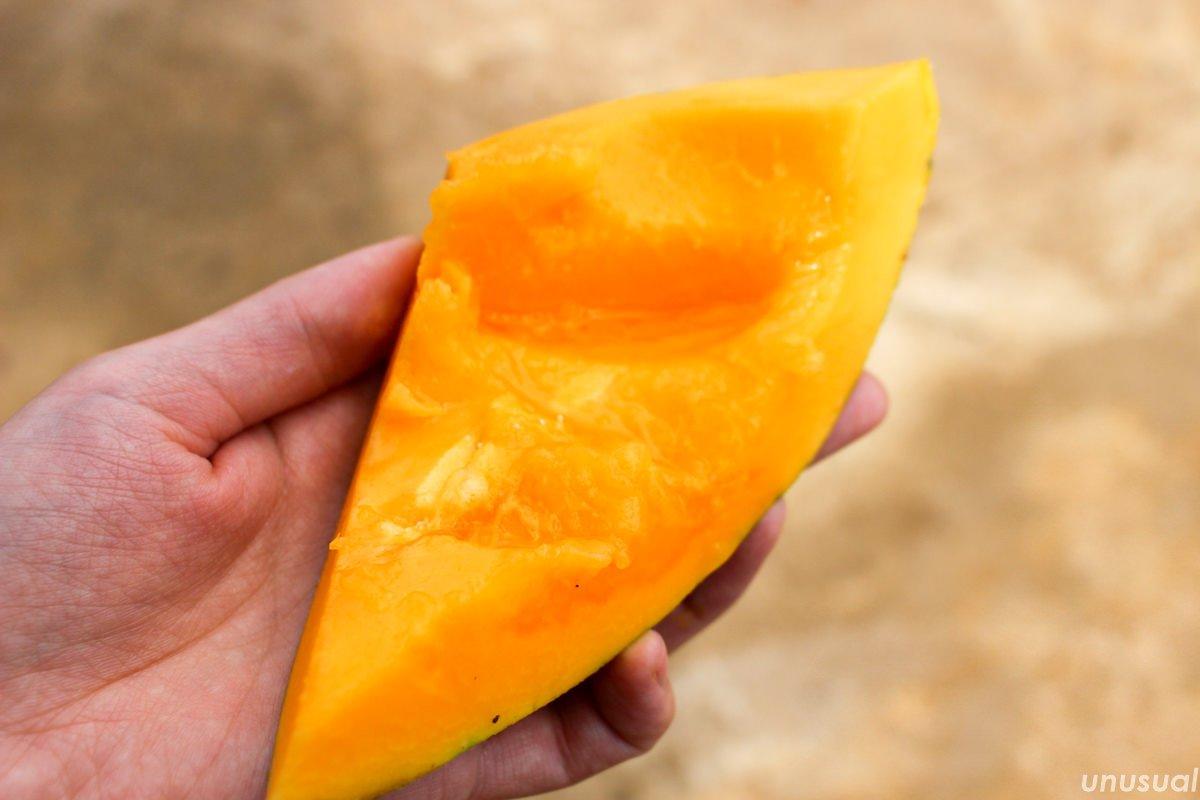 ラオスのフルーツ パパイヤ