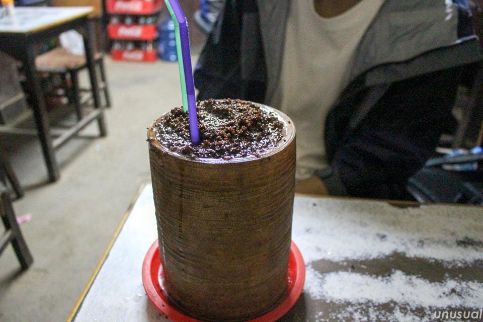 ネパールの酒 トゥンバ