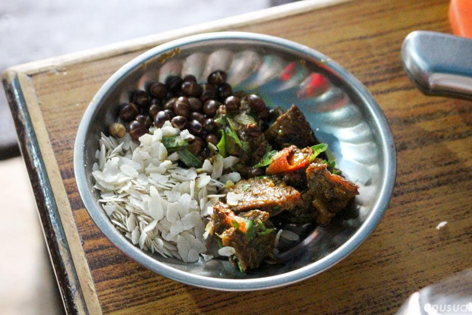 ネパール料理 チョイラ