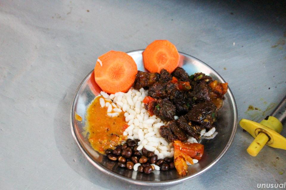 ネパール料理 スクティ