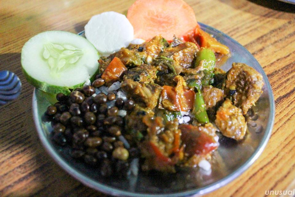 ネパール料理 チョエラ