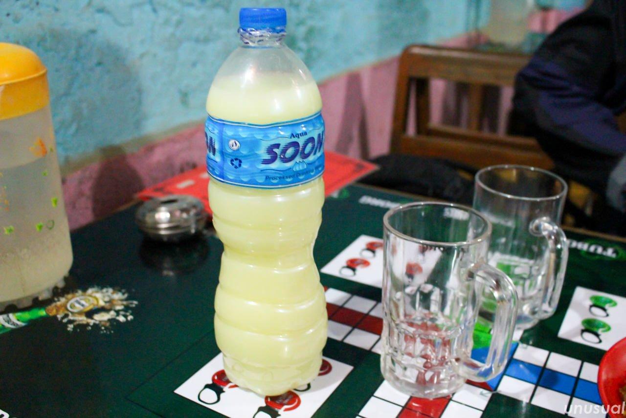 ネパールの酒 チャン