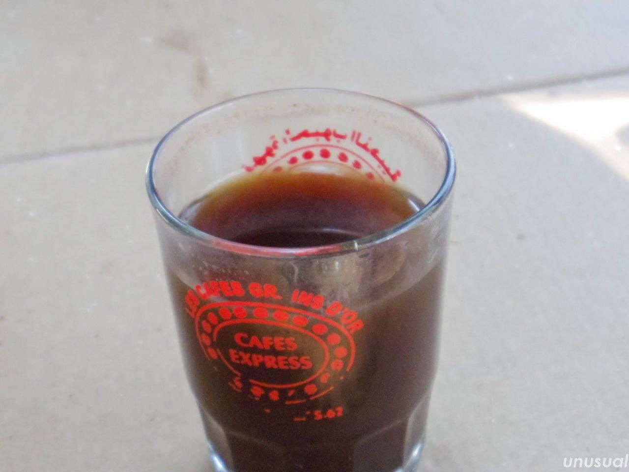 モロッコのスパイスコーヒー