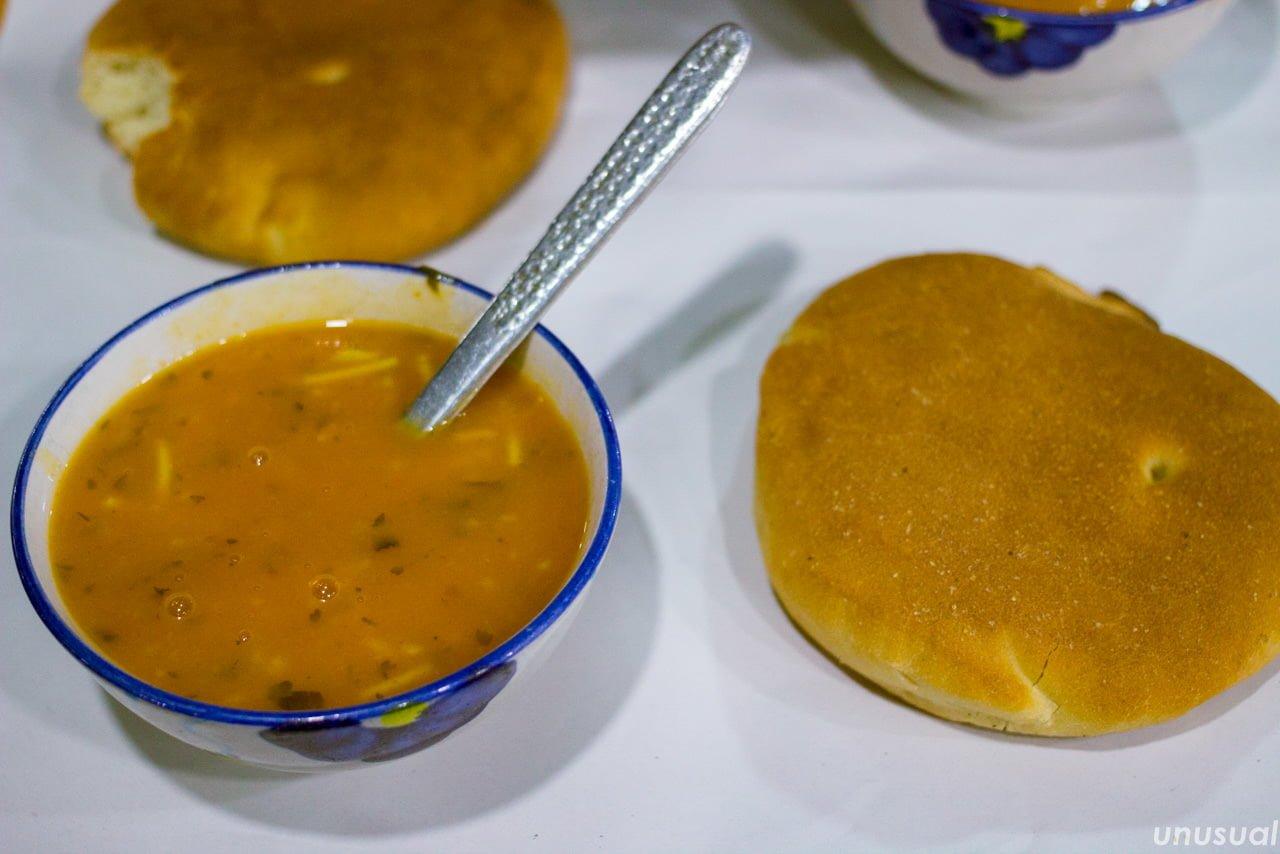 モロッコ料理 ハリラ