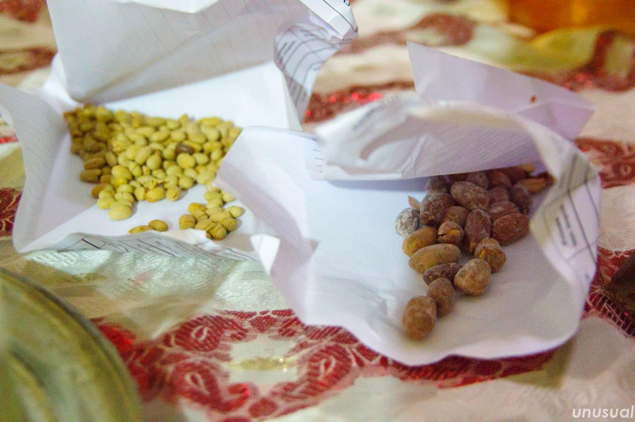 モロッコのナッツ