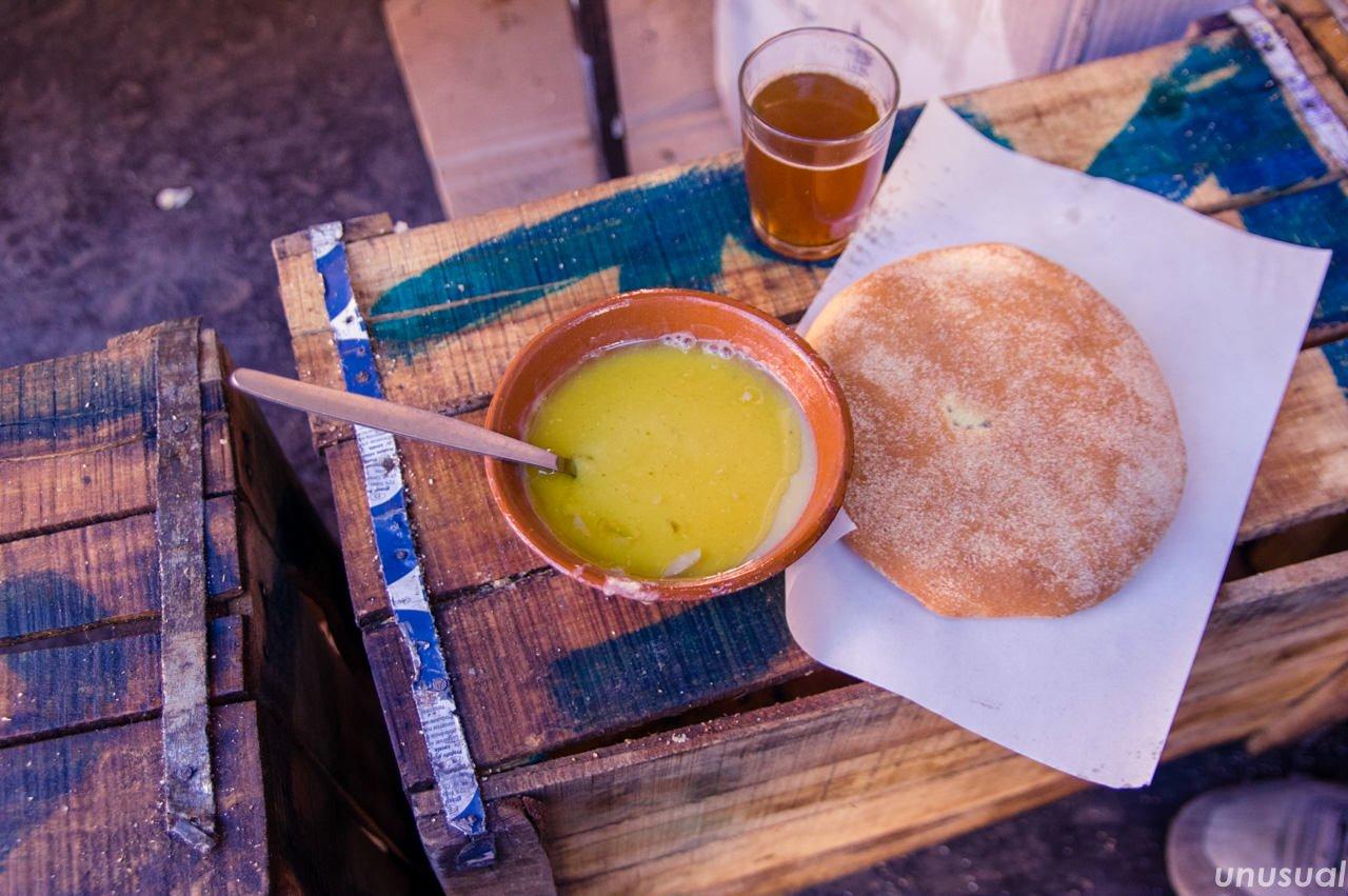 モロッコ料理 ビサラ