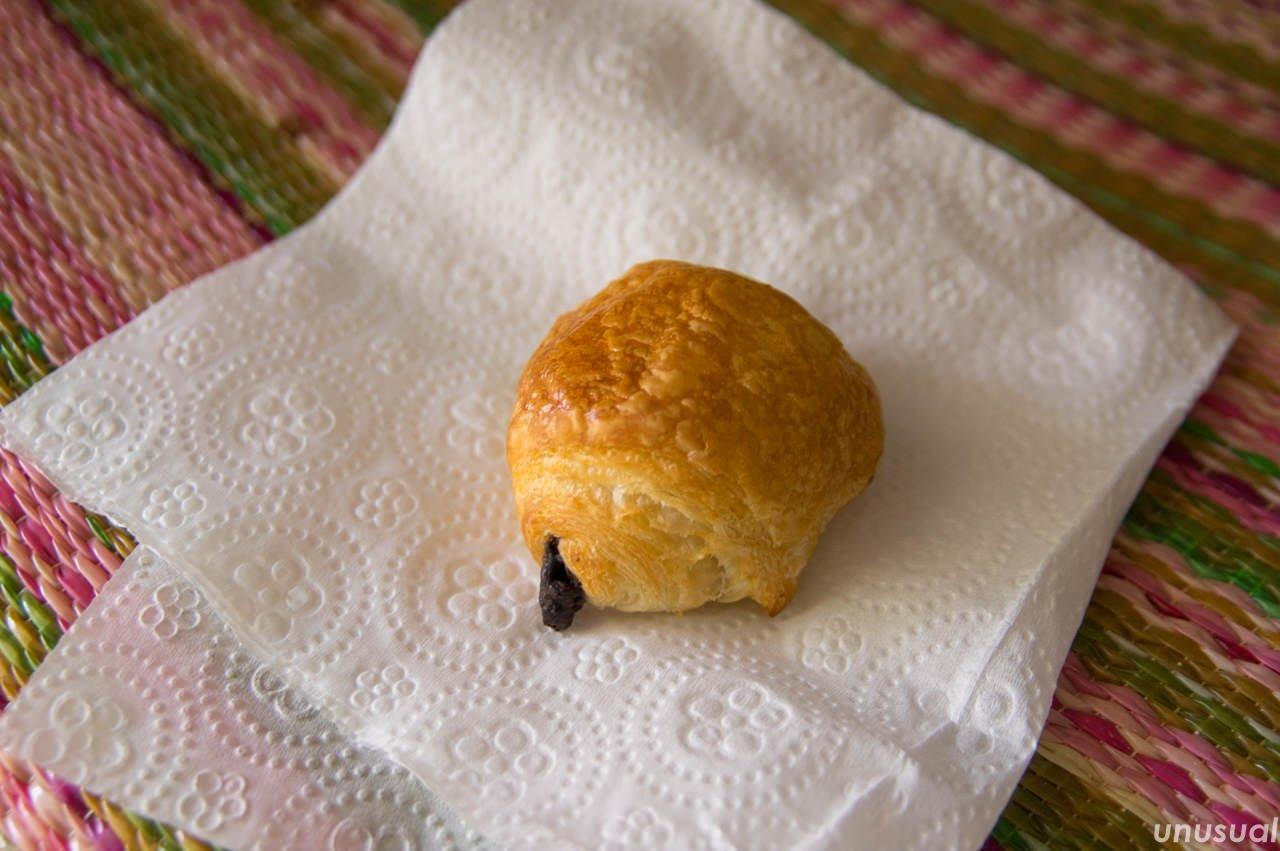 モロッコの菓子パン