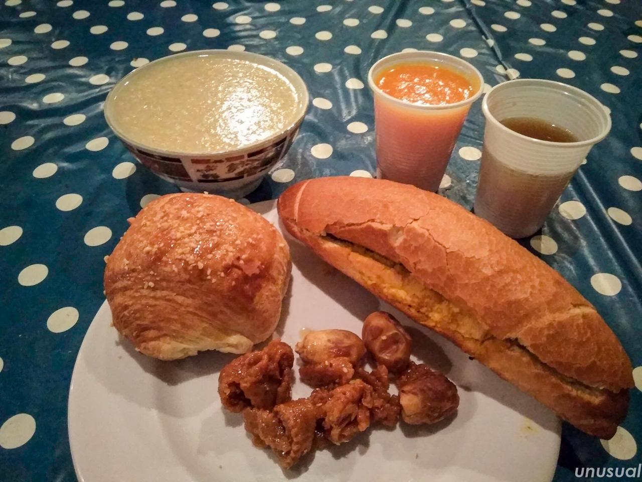 モロッコのラマダン朝食